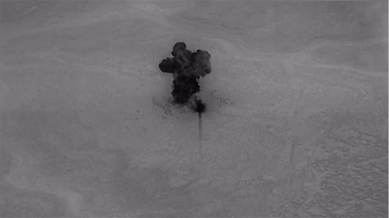 Syria: Pentagon releases footage of US raid targeting al-Baghdadi