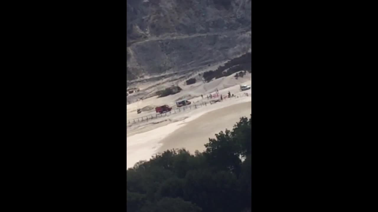 Italy: Family of three dies after falling into volcanic crater near Naples