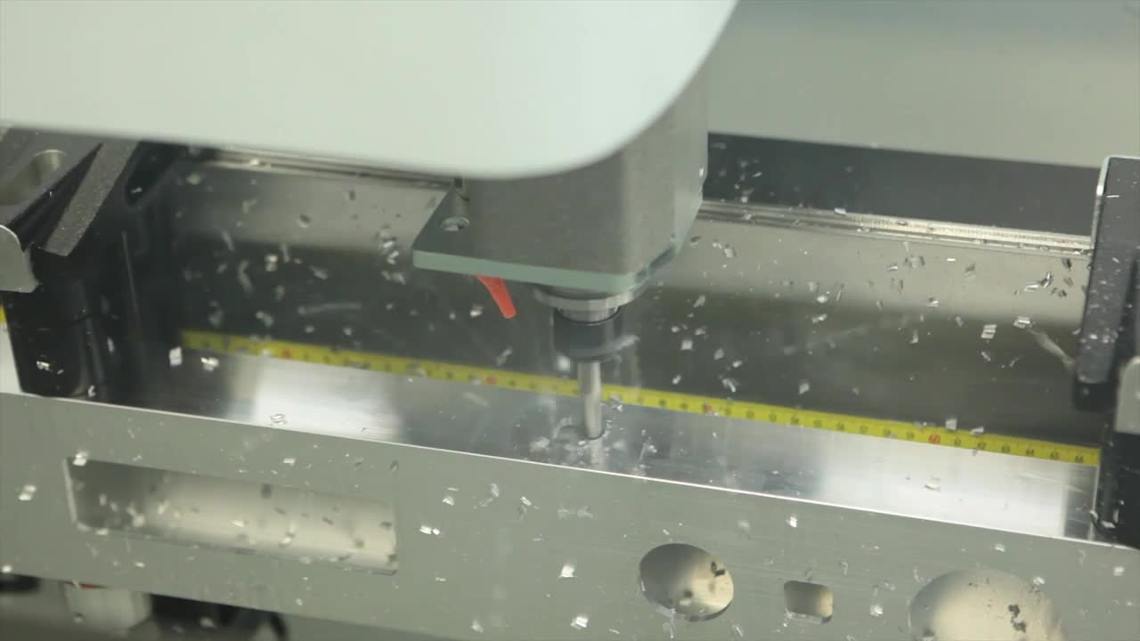 Adir C - 3-axis Cnc Machining Centre-hd Vbox7