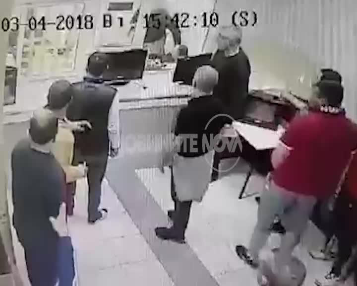 ВИДЕО НА ДРЪЗКОТО БЯГСТВО: Какво показват камерите на Софийския затвор