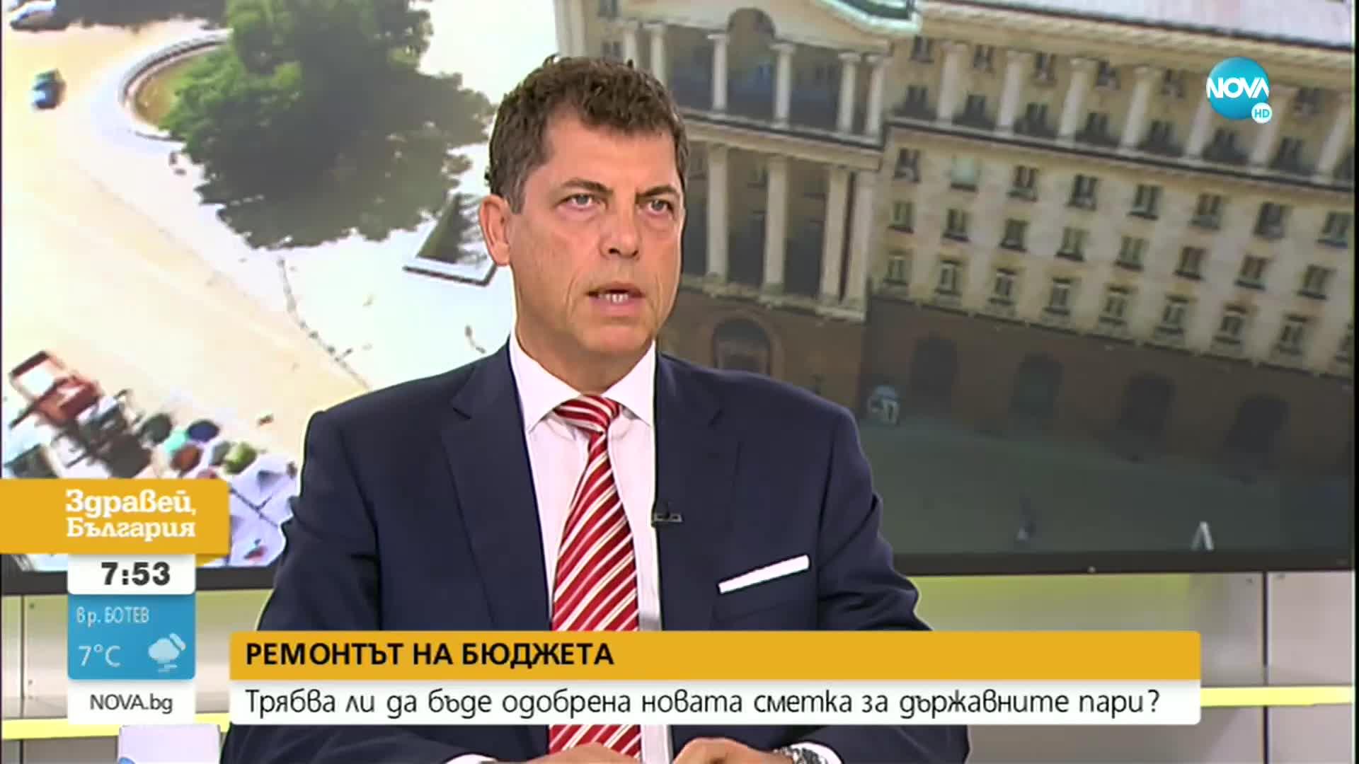 Милен Велчев: И двата подхода за пенсиите са грешни