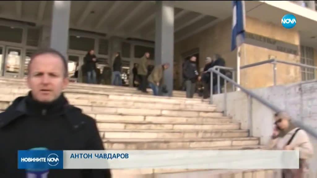 Разпитват задържаните за смъртта на българина Тоско Бозаджийски в Солун
