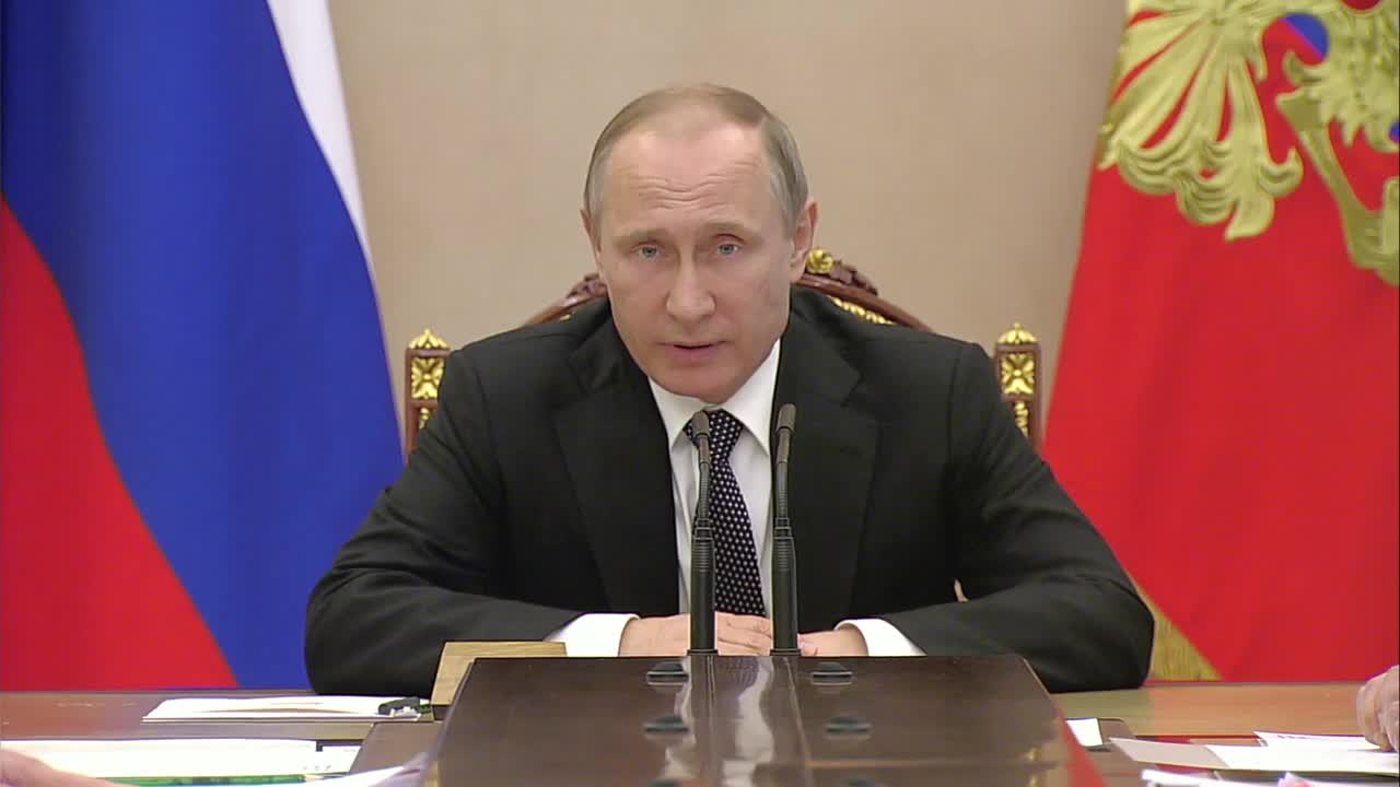 Russia: Putin announces start of 'normalisation of relations' with Turkey