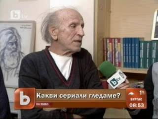 "Интервю с дубльорите на Мехмет и Инджи от \""перла\"" (btv )"