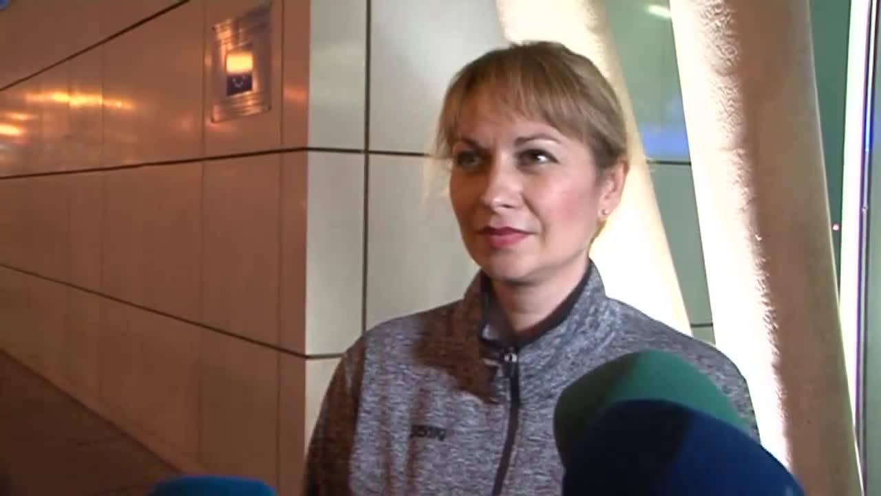 Бранимира Маркова: Всичко зависи от момичетата и тяхната подготовка