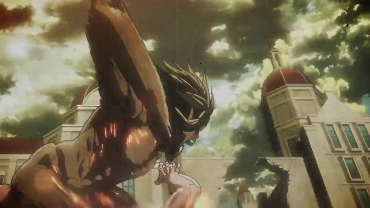 Attack on Titan Season 2 Episode 1 Bg Subs Върховно Качество