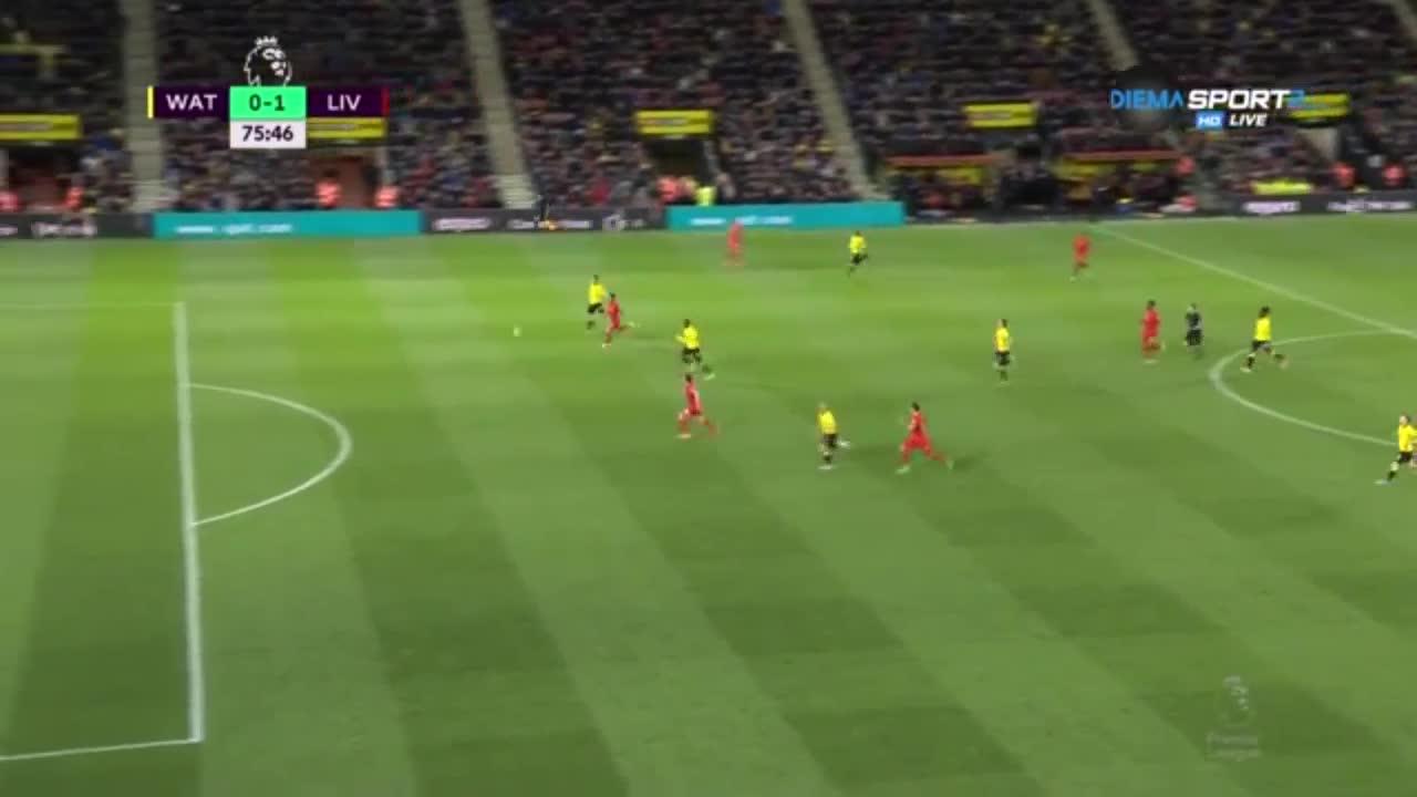 Уотфорд - Ливърпул 0:1, Висша лига, 35-и кръг