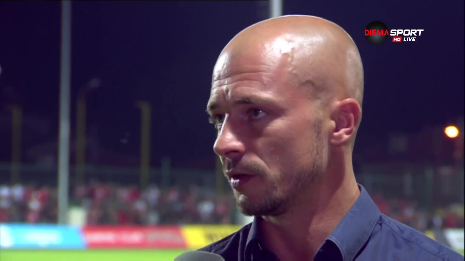 Ел Маестро: ЦСКА трябва да печели тези мачове