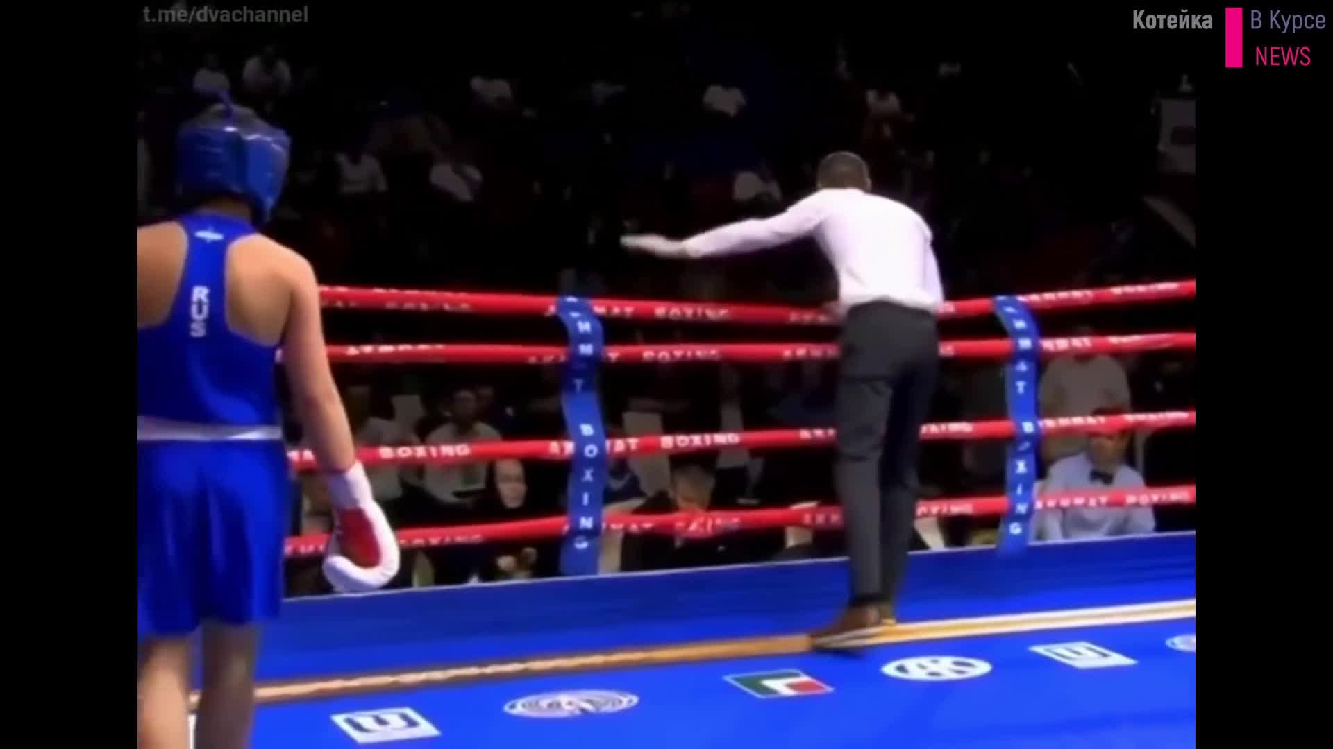 Синът на Кадиров със спорна победа в бокса