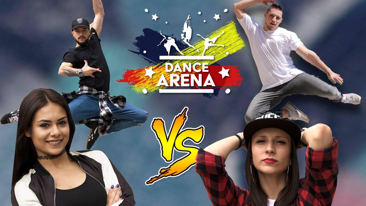 НАЙ-ДОБРИТЕ 10 и разпределението по CREW-та! (Dance Arena, Епизод 2)