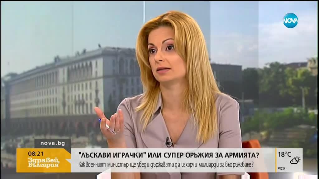 Каракачанов: Нужно е България да заеме по-твърда позиция за превозвачите