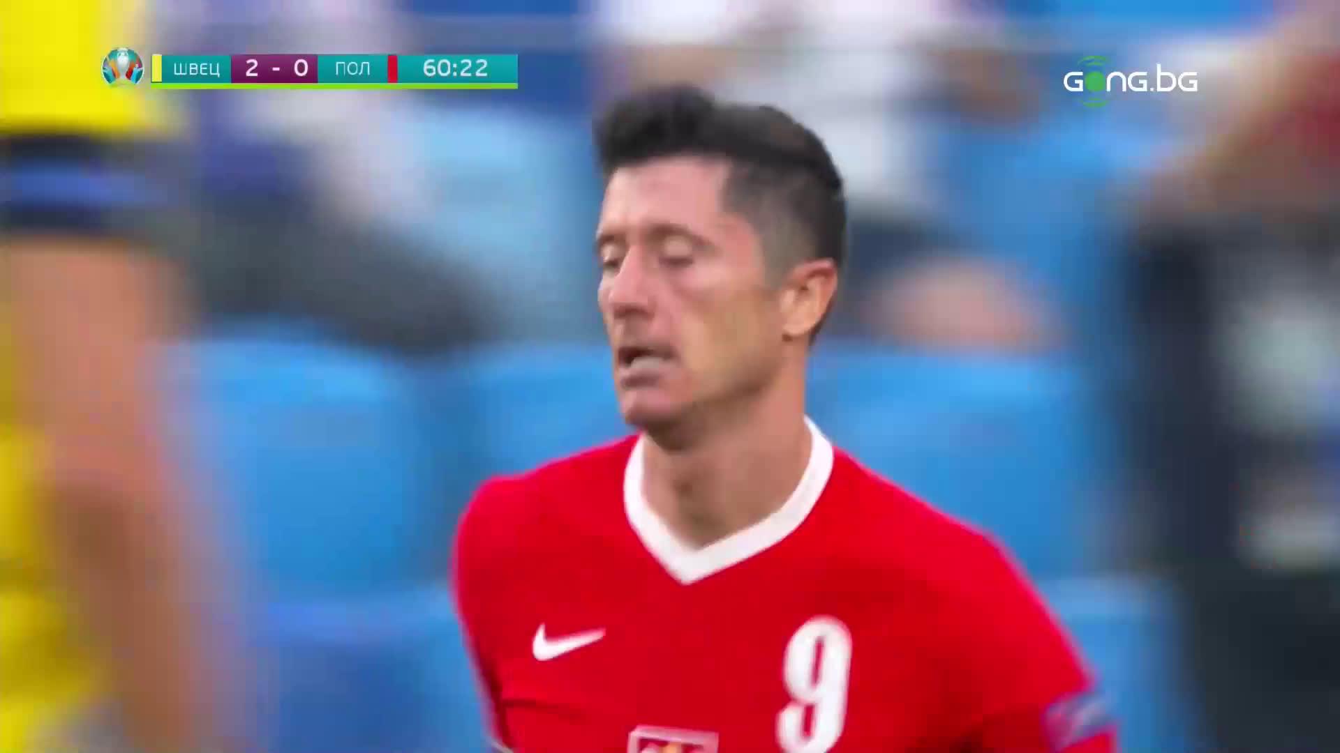 Швеция - Полша 3:2 /репортаж/