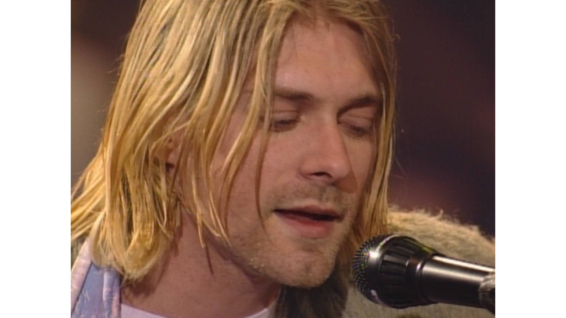 Nirvana - About A Girl (Оfficial video)