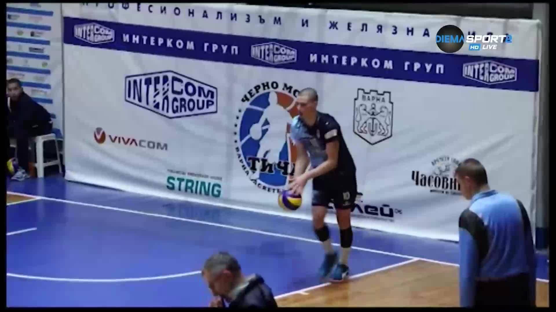 Обзор на 5-ия кръг в българската Суперлига
