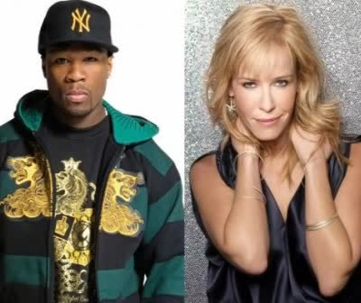 Chelsea handler says 50 cent left her a voice mail wanting to.
