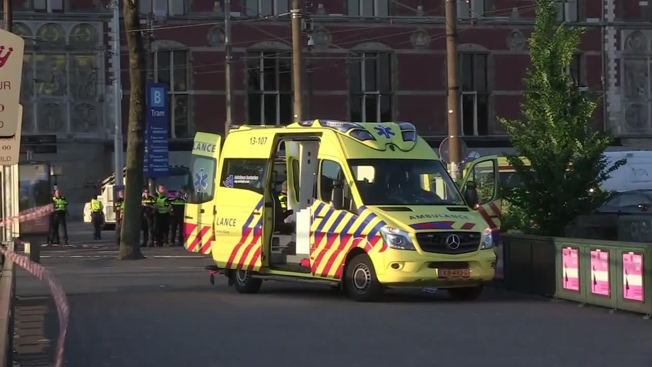 Шофьор се вряза в пешеходци в Амстердам, има ранени