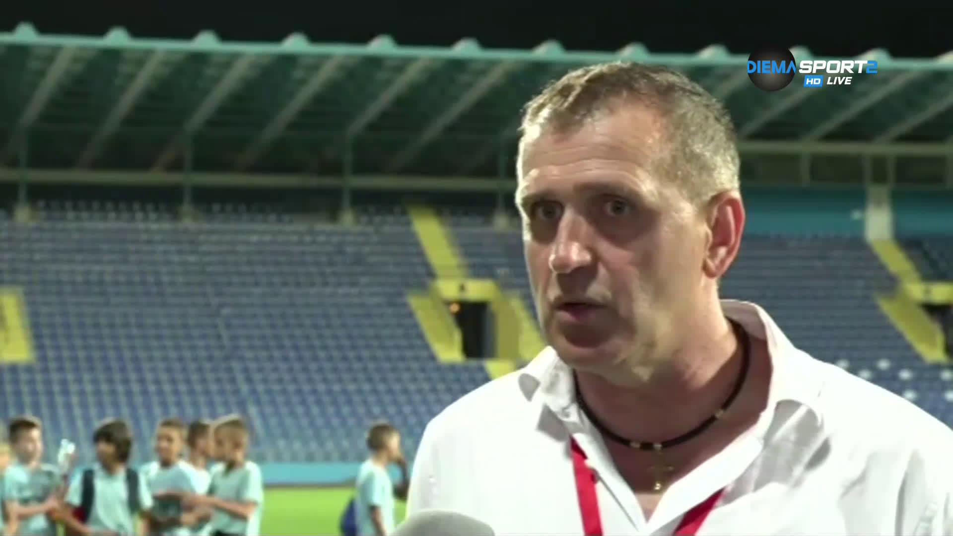 Култов Акрапович: Искам да бием Тотнъм вкъщи