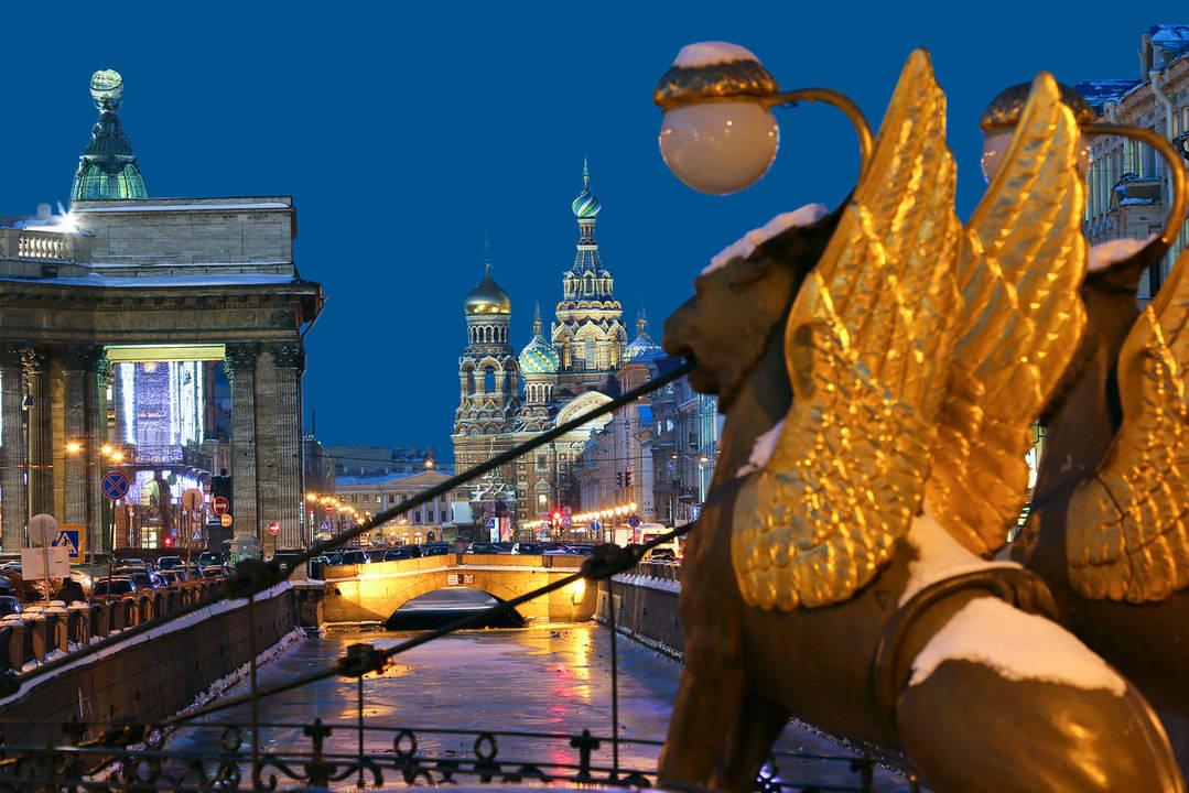 Санкт Петербург - Градът на белите нощи