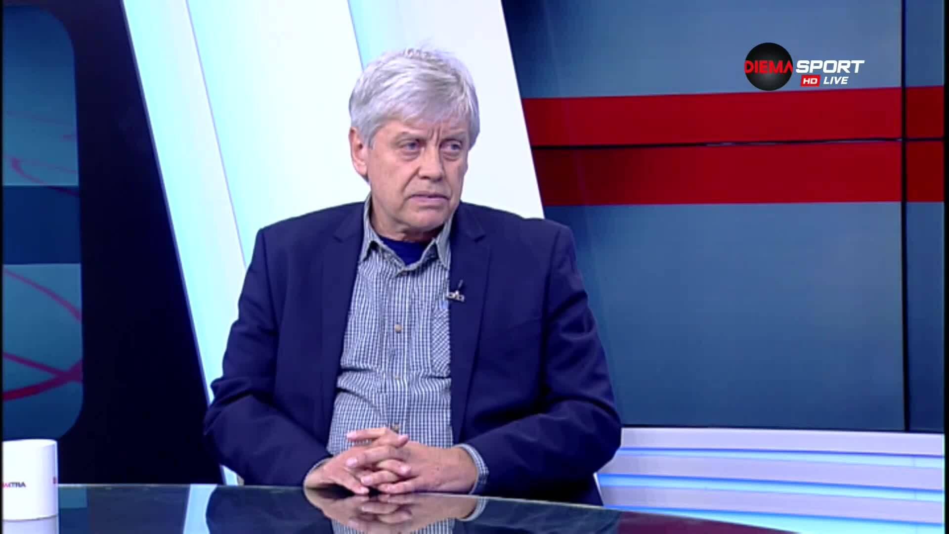 Емо Спасов преди дербито с ЦСКА: Стават изненади