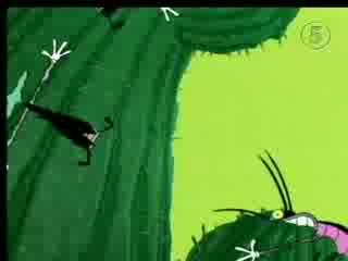 Oги И Хлебарките - Кучешки Следобед