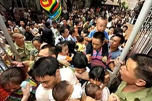 Мутирала форма на болест се разразява в Китай