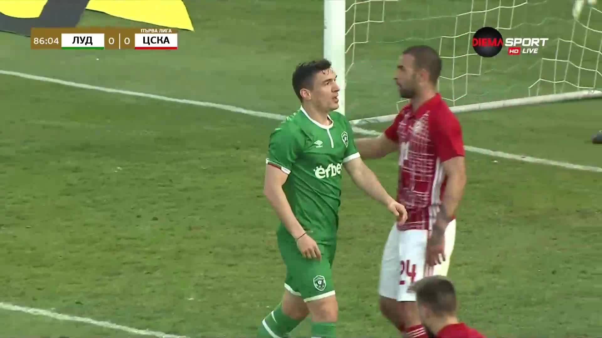 Кешеру вкара в мрежата на ЦСКА, но след засада