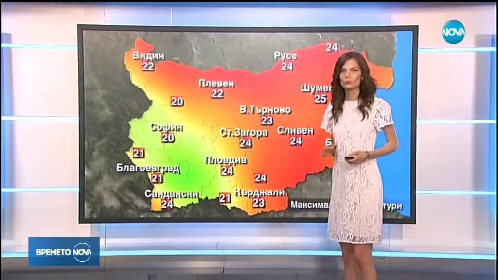 Прогноза за времето (04.06.2019 - обедна емисия)