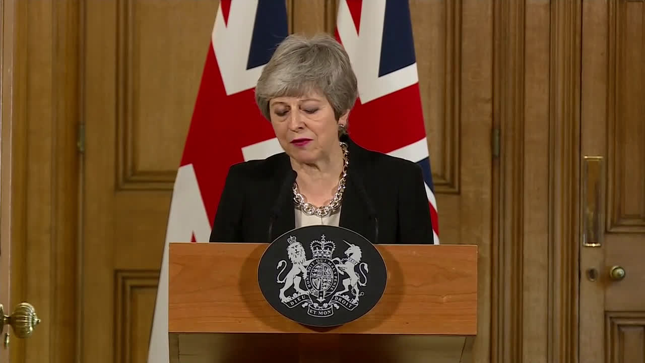 UK: May says further Brexit extension and crossbench cooperation needed