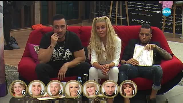 Номинациите на Мариела и Светлана - Big Brother: Most Wanted 2017