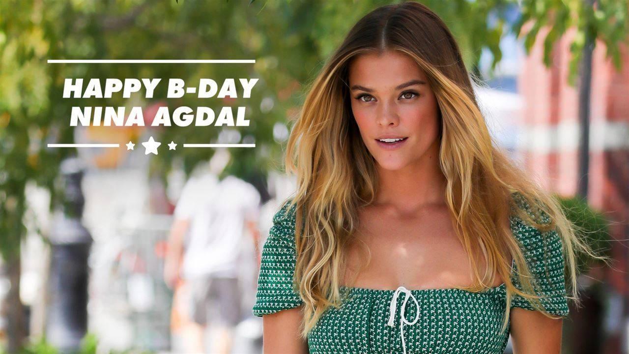 Nina Agdal celebrates 27th bday in paradise
