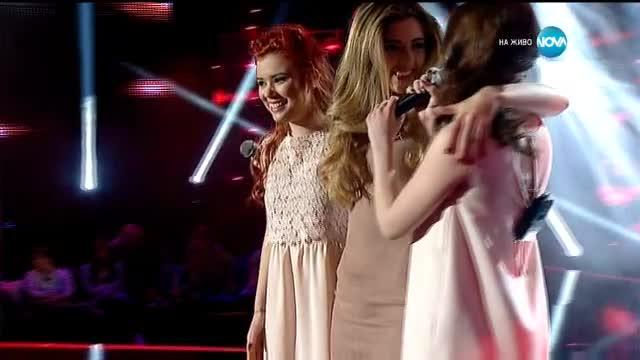 A.V.A. - Angels - X Factor Live (19.01.2016)