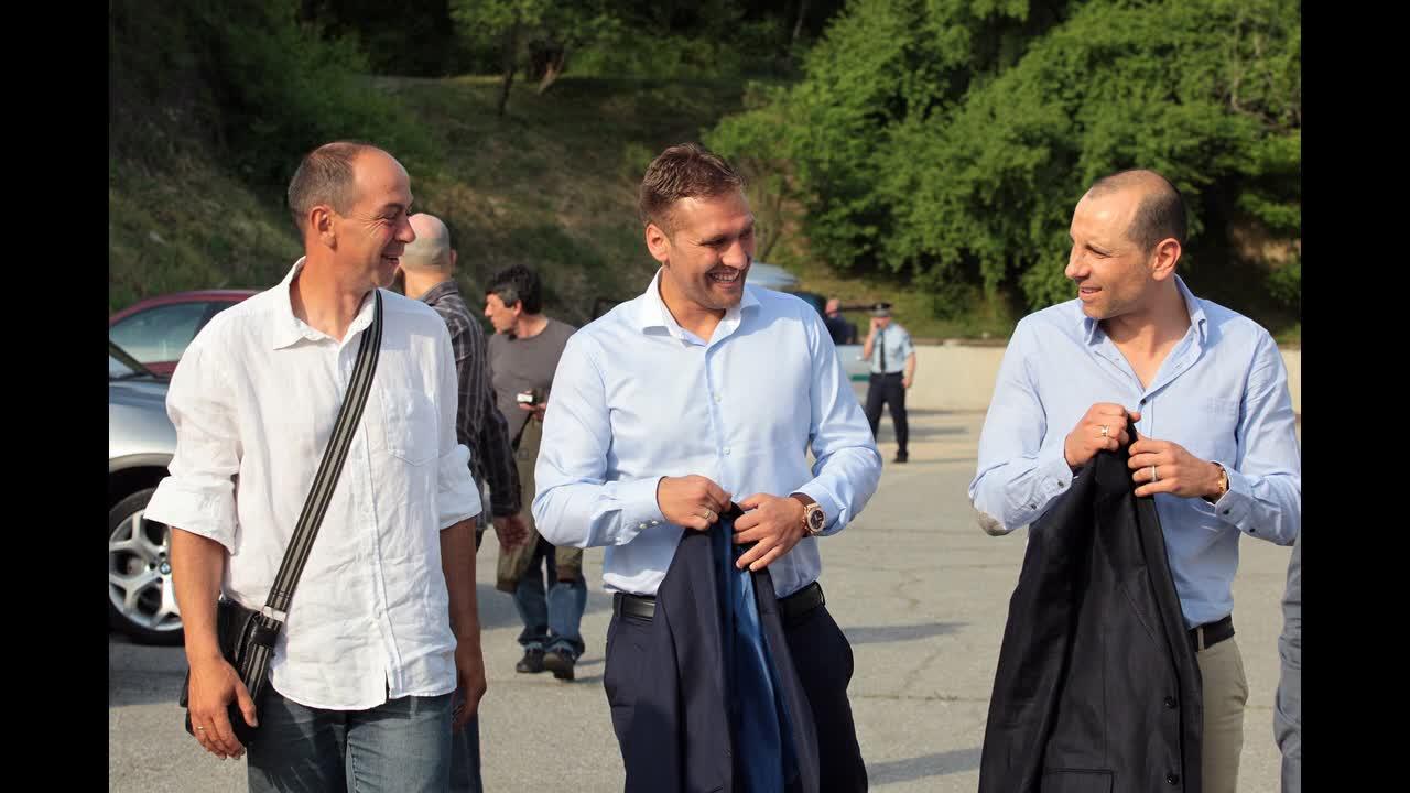 Какво казаха Стилиян Петров и Мартин Петров на Евро 2015 за юноши