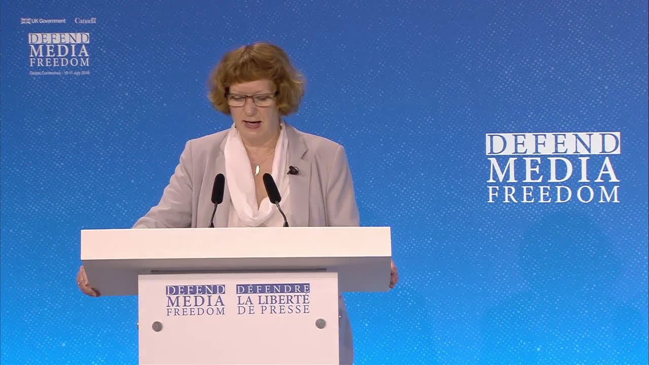 UK: Media experts say more resources needed to ensure press freedom at London conference