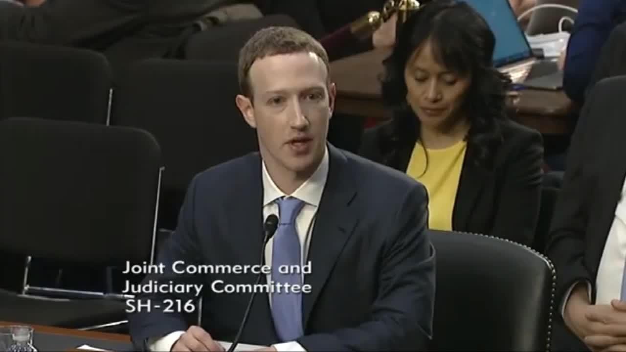 САЩ: Зукърбърг казва, че няма да бърза да изтрива профили, за да успокои разследващите