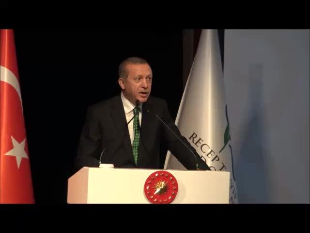 Реджеп Ердоган за границите на Турция