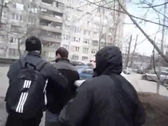 Педофил, хванат в капан руски
