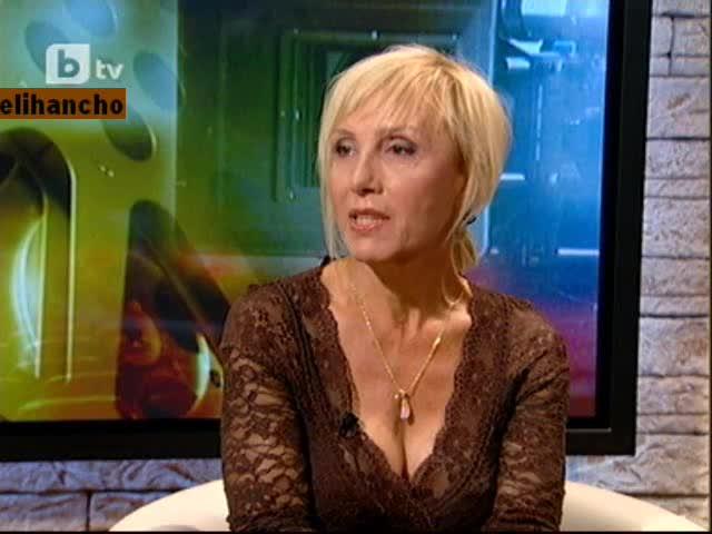 Актрисата Ирен Кривошиева за Истините и заблудите в Живота й