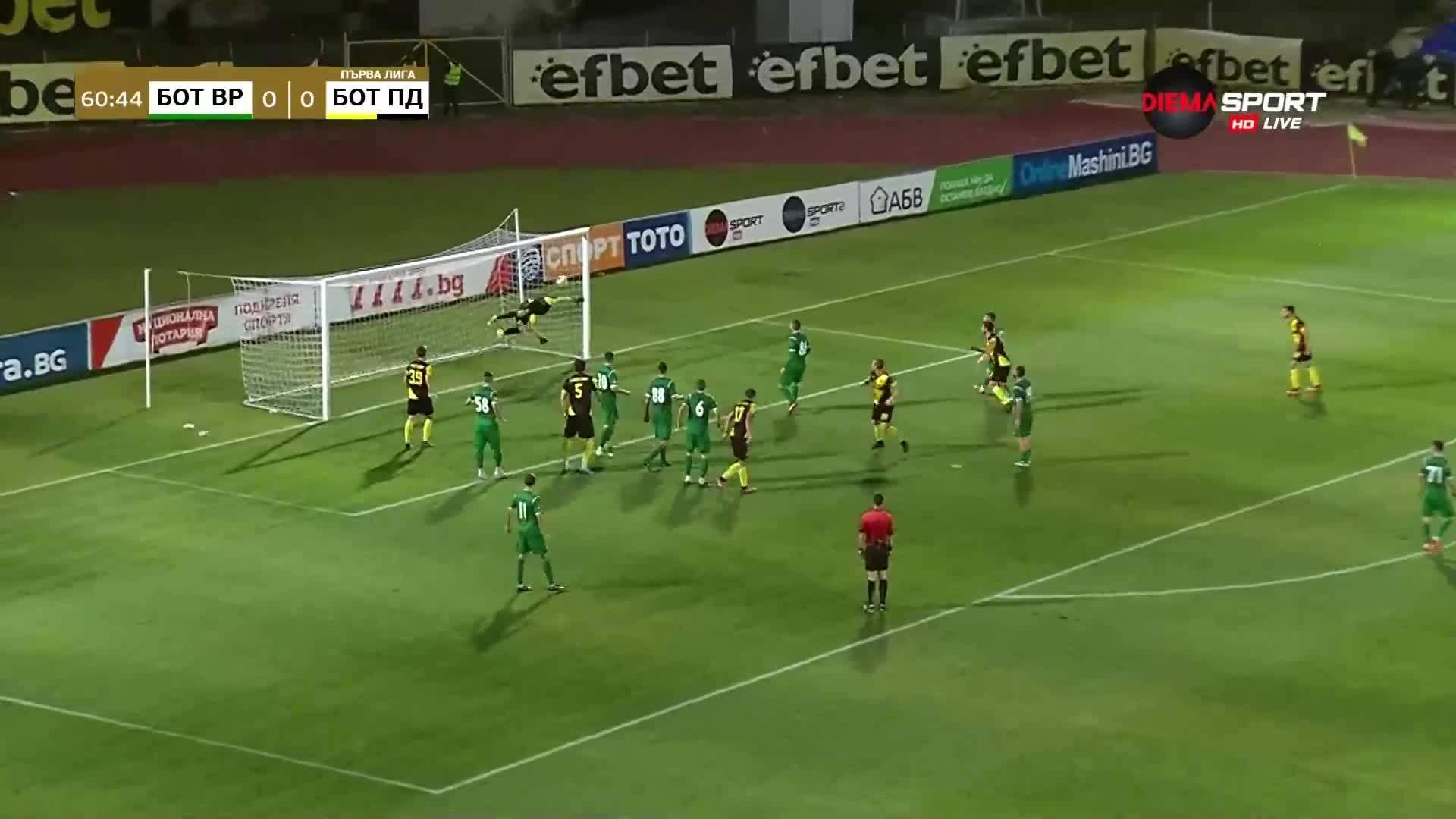 Резерва изведе Ботев Пловдив срещу Враца