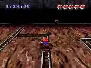 Super Mario Rpg - Walkthrough (part 17a - Pushovello) в The Picture
