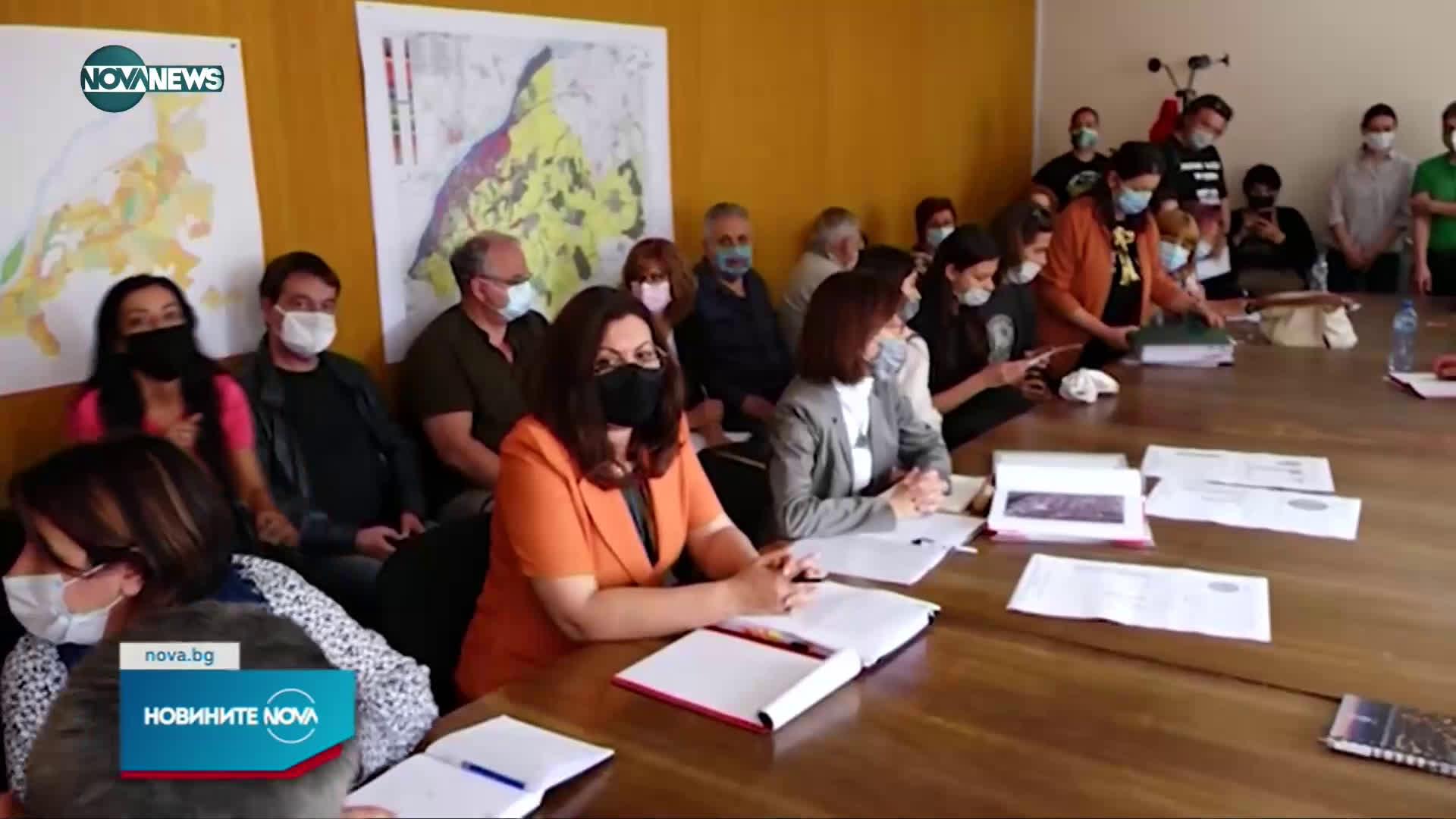 Русенци протестират заради изграждане на леярна