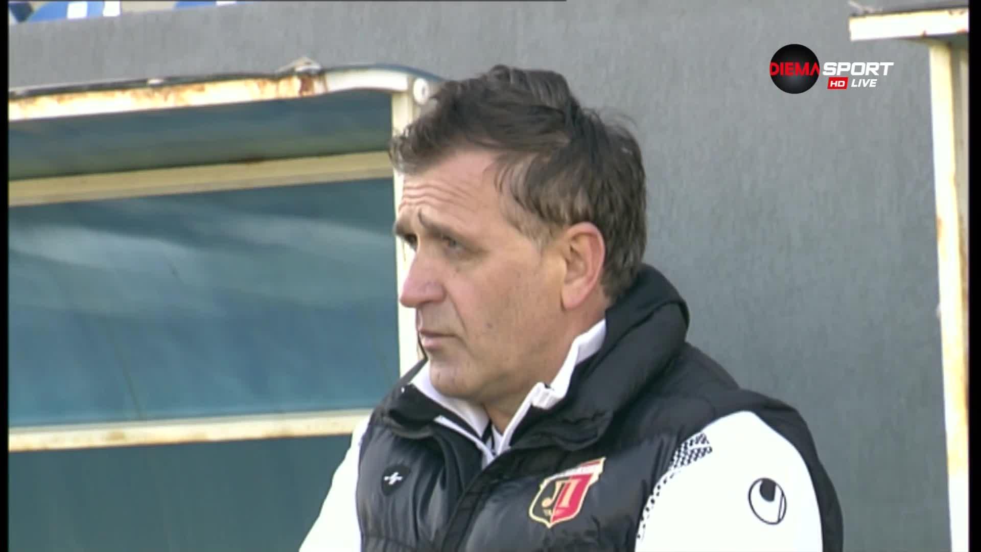 Бруно Акрапович: Изпуснахме голям шанс