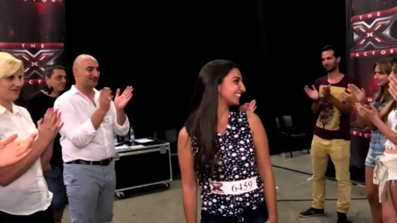 X Factor кастинг (22.09.2015) - част 4
