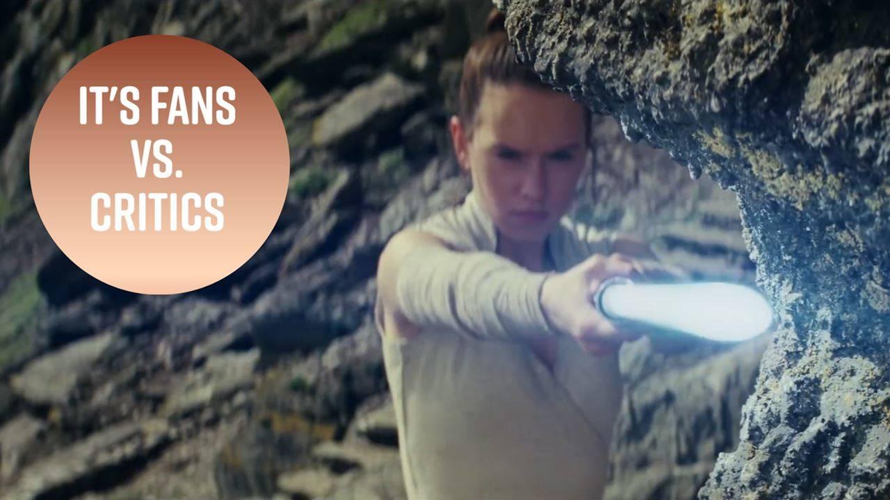 Критики и хвалби за новия Star Wars: Последните джедаи това измислих