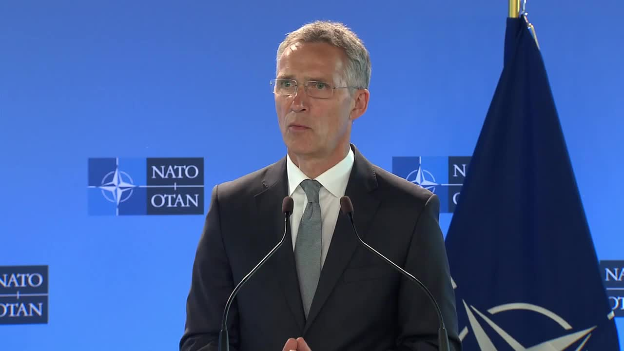 Belgium: NATO, Montenegro emphasise 'dual-track approach to Russia'