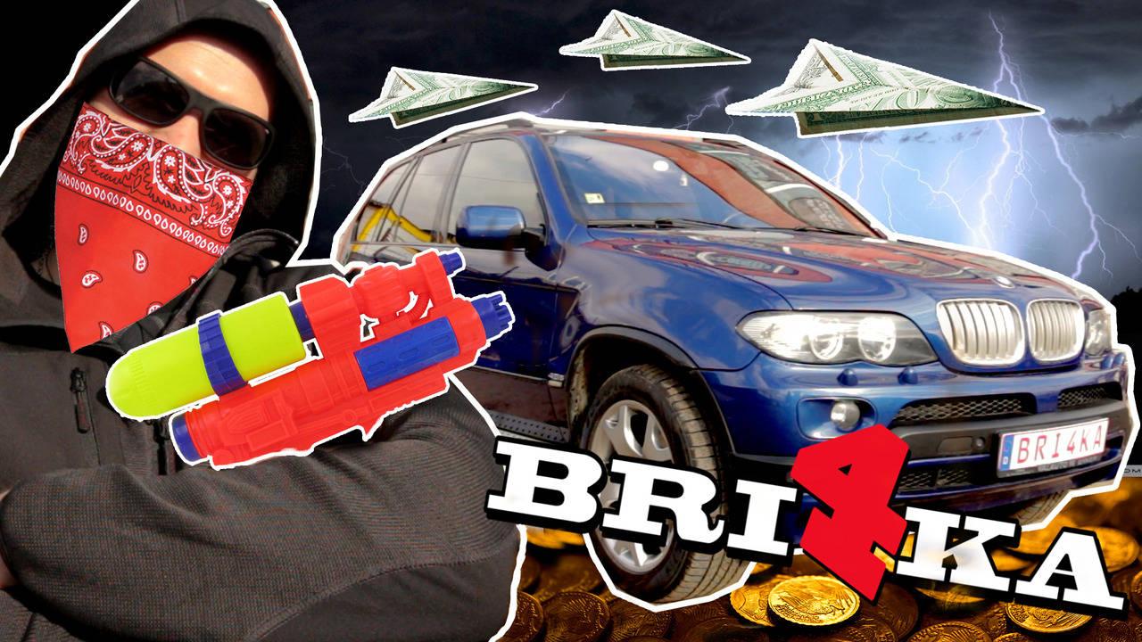 Гангстерската джипка BMW X5 - автомобил за гъзари