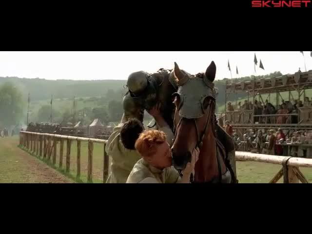 Като рицарите (2001) Бг Аудио ( Високо Качество ) Част 1 Филм