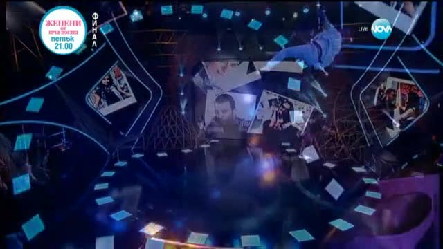 Жана Брейчева - Въздушен танц - И аз го мога (27.05.2015)