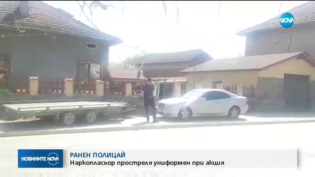 Простреляха полицай при операция на МВР край Луковит