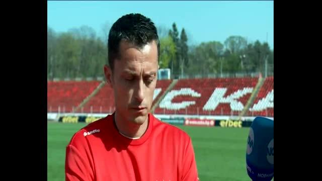 Христо Янев с интервю за Нова Телевизия преди Берое - ЦСКА