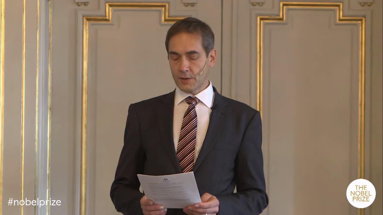 Sweden: Nobel Prize in Literature awarded to Peter Handke and Olga Tokarczuk